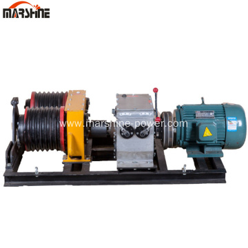 5Ton Double Capstan Electric Engine Cable Winch